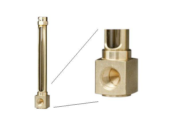 female elbow liquid level gauge trico photo