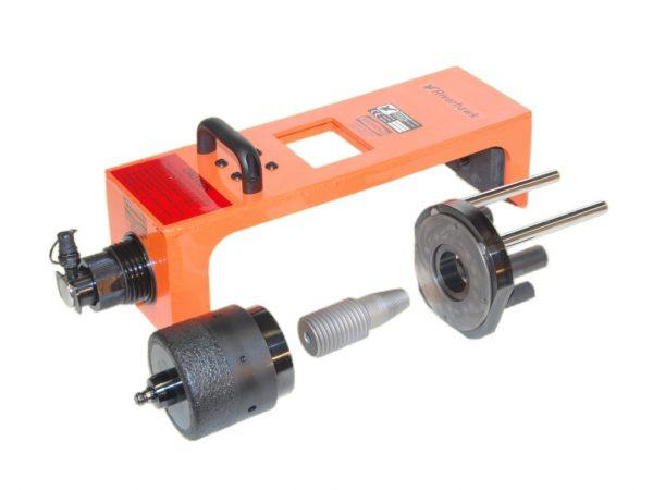 hydraulic safety interlock guard tensioner riverhawk photo