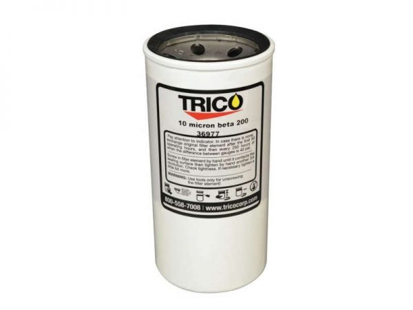 filter media for hand held system from trico