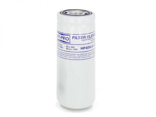 s409 medium pressure filter assembly from hy pro