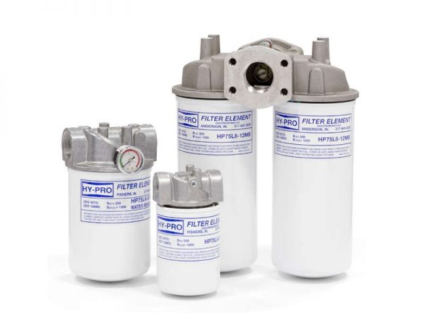 s75-76 low-pressure spin-on filter assemblies from hy-pro